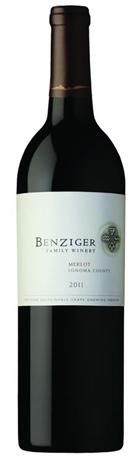 Benziger Family Winery Merlot Sonoma County